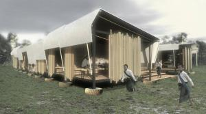 School 4 Burma - Winning Professional Design